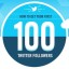 Quickest Ways to Get Your First 100 Twitter Followers