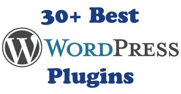 Best WordPress Plugins 2015