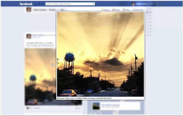 Facebook Zoom Photos