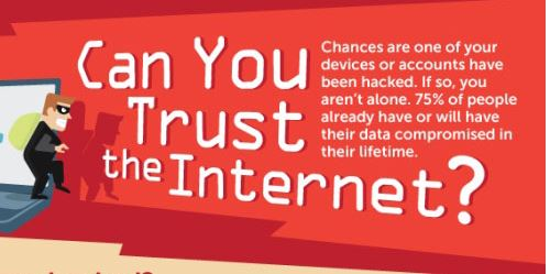 Can You Trust the Internet 100%?