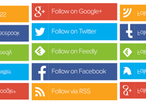 Top 10 Social Media Sharing and Following Plugins/Widgets