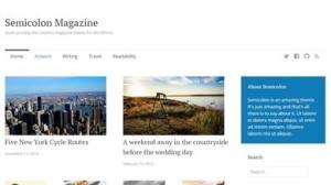 Semicolon Magazine