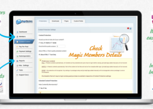 Magic Members WordPress Plugin Review