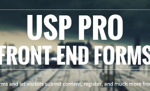 User Submitted Posts Pro WordPress Plugin Review
