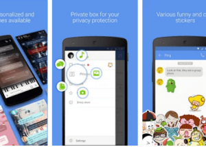 Top 9 Free SMS / Message / Chat Android Apps
